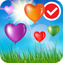 Cute Balloon Free LWP icon