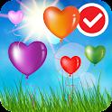 Cute Balloon Free LWP icon