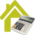 Loan and refinance Calculator icon