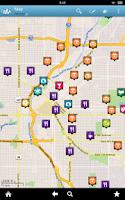 Screenshot of Denver Travel Guide