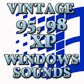 Vintage Windows Soundboard