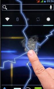 Elektrické projekční plátno - náhled