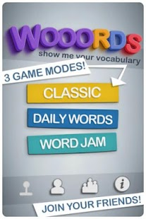 Wooords: The Word Puzzle Game- screenshot thumbnail