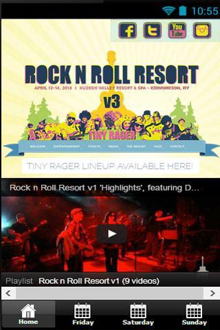 RockNRoll Resort V3 Tiny Rager