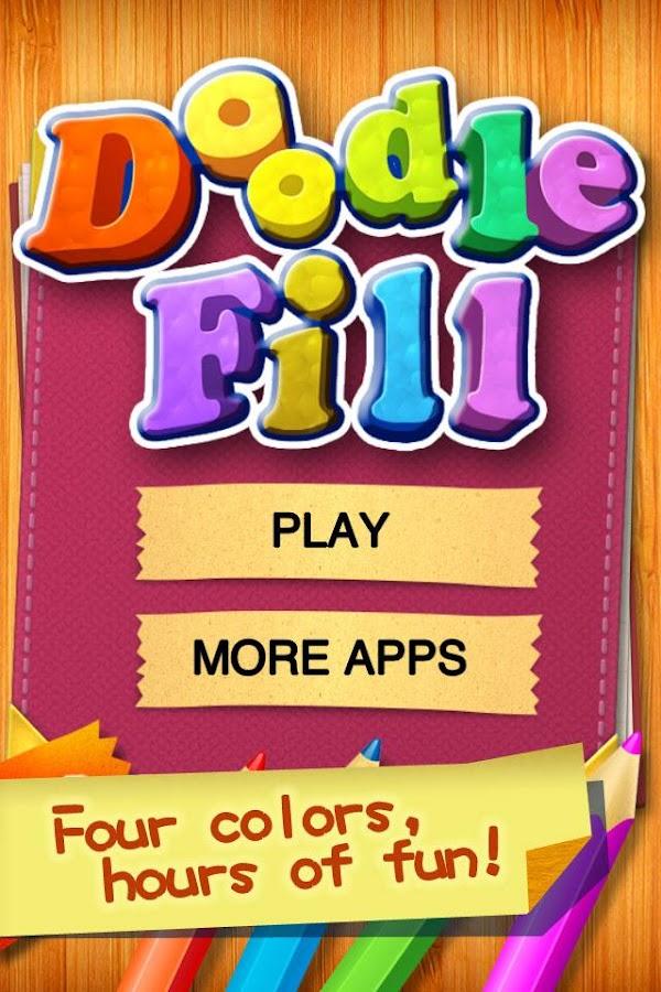Doodle Fill - screenshot