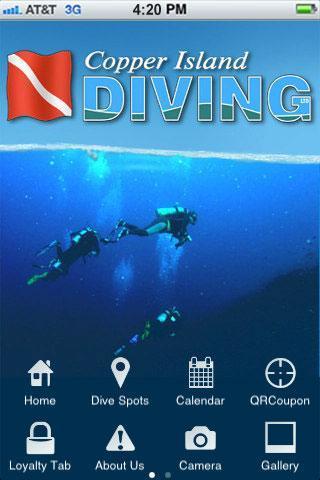 Copper Island Diving