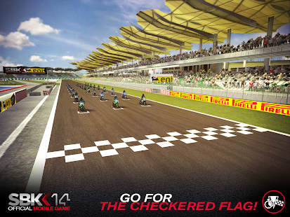 SBK14 Official Mobile Game Screenshot 9