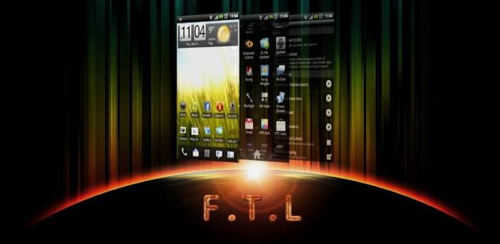 FTL Launcher Pro apk