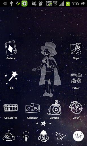 Download Go Launcher Theme Purple Gloss for Free | Aptoide ...