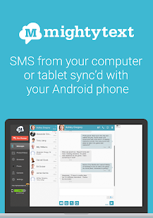 SMS Text Messaging & Group MMS - screenshot thumbnail