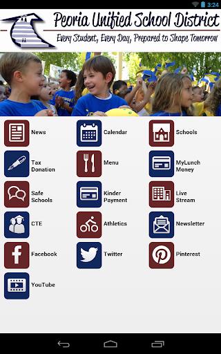 教育必備APP下載|Peoria Unified School District 好玩app不花錢|綠色工廠好玩App