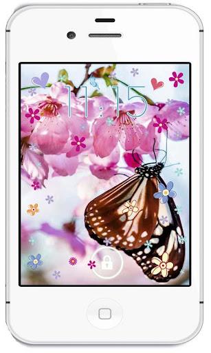 Sakura Cute live wallpaper