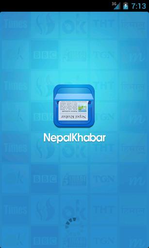 NepalKhabar – mReport
