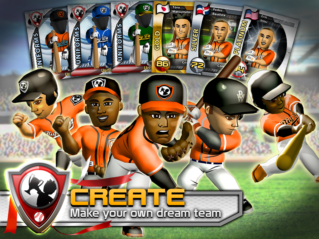 BIG WIN Baseball- screenshot