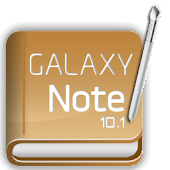 GALAXY Note 10.1 User's Digest