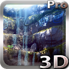 3D Waterfall Pro lwp icon
