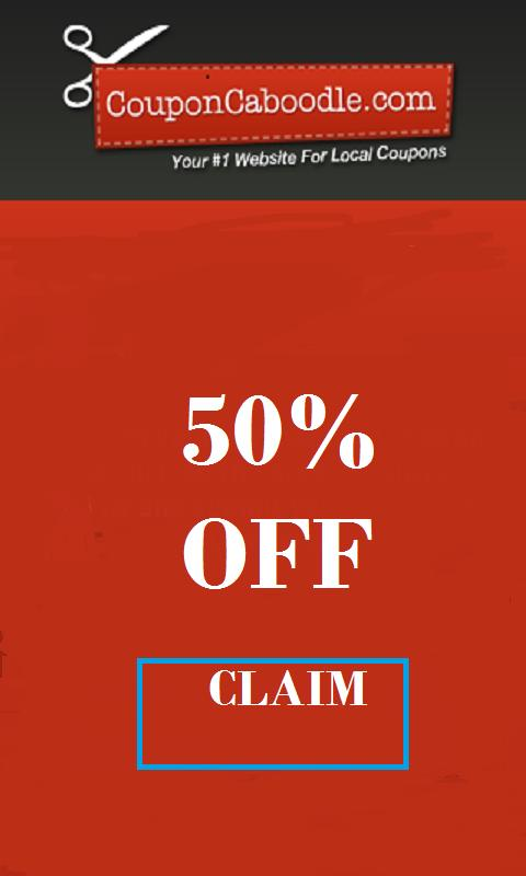 Glad Coupons - 50% Off - screenshot