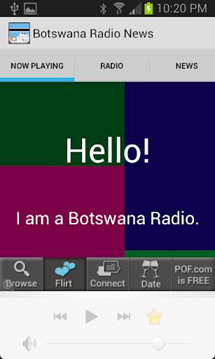Botswana Radio News