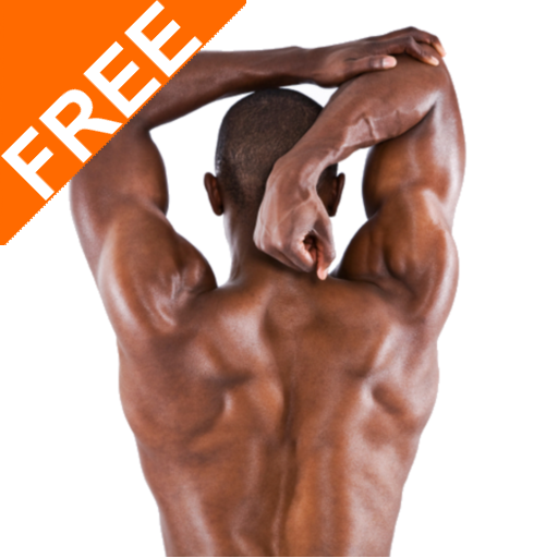 9 分鐘背肌肉的鍛煉 健康 App LOGO-硬是要APP