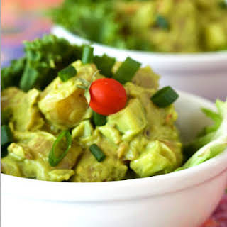 Creamy Avocado Potato Salad.