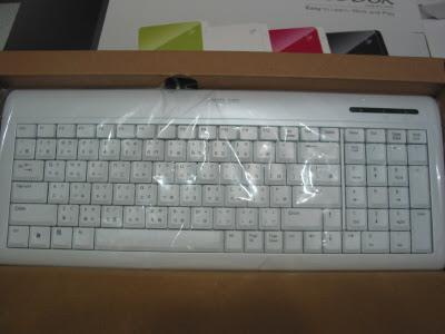 EeeBox 鍵盤