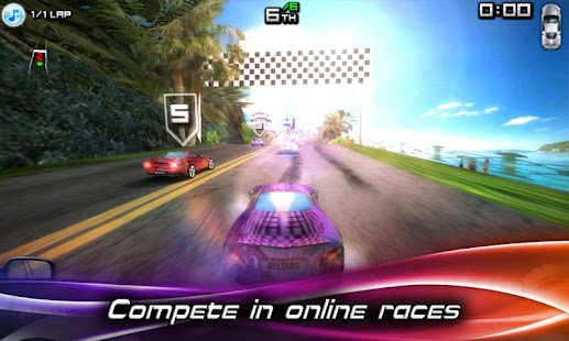 Race Illegal: High Speed 3D Screenshot 26