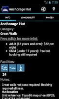 Screenshot of Nest Finder NZ
