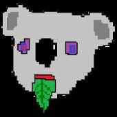 Trippy Koala