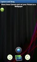 Screenshot of Camera Shoot n Hang Wallpaper