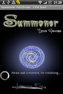 Summoner PF RPG Lite - screenshot thumbnail