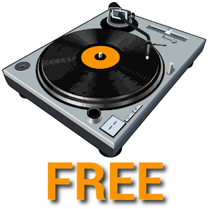 Virtual DJ Turntable Free