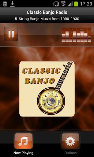 Classic Banjo Radio