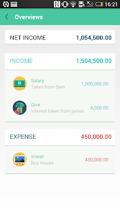 Zeal Money Tracker- screenshot thumbnail