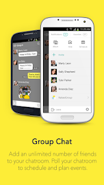 KakaoTalk: Free Calls & Text Screenshot 4