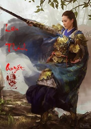 Lien Thanh Quyet - Kim Dung
