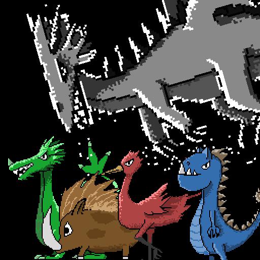 简单怪物猎人 角色扮演 App LOGO-硬是要APP
