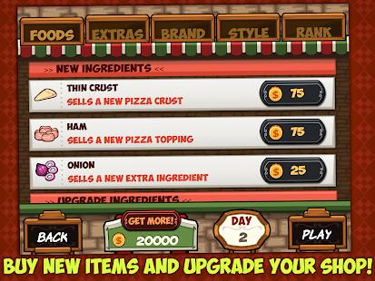 My Pizza Shop - Pizzeria Game- screenshot