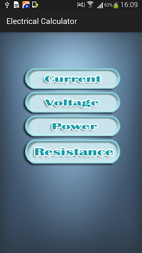 Electrical Calculator
