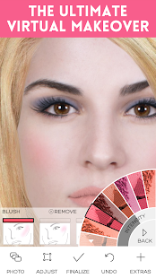 Virtual Makeover- screenshot thumbnail