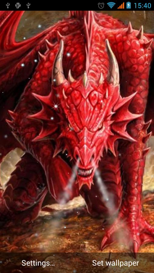 app dragon live wallpaper - photo #8