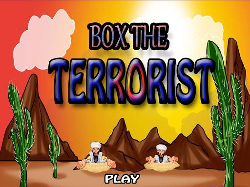 Shoot The Terrorist