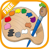 Coloring Games for Kids Free