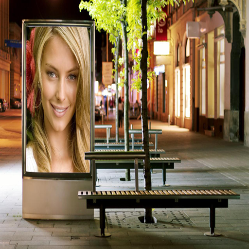 Beautiful Hoarding Frames LOGO-APP點子