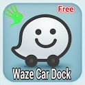 Waze Car Dock icon