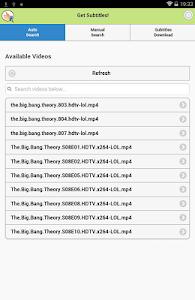 Get Subtitles v3.6