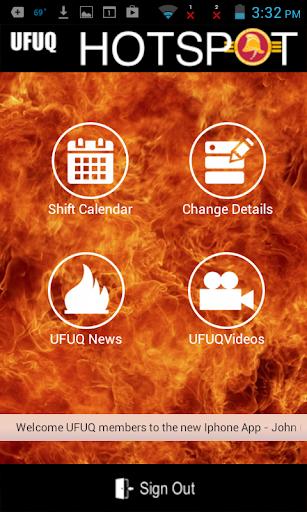 UFUQ Hotspot