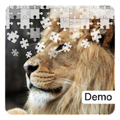 Lion Jigsaw Puzzles Demo