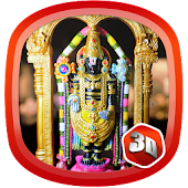 Tirupati Balaji 3D LWP