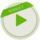 PowerAmp Green Widget