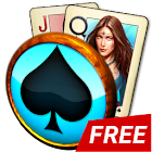 Spades - Hardwood Spades Free icon